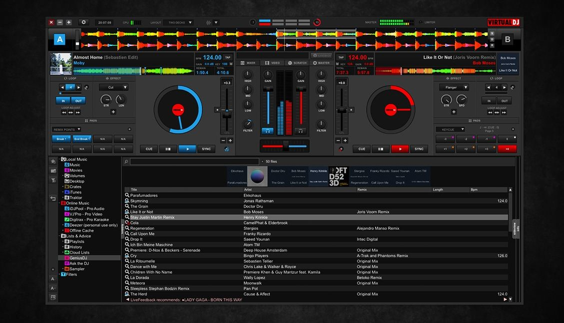 Virtual dj effects free download zip
