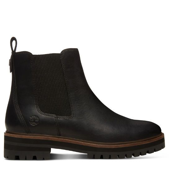 London Square Chelsea for Women in Black | www.timberland.ie 2
