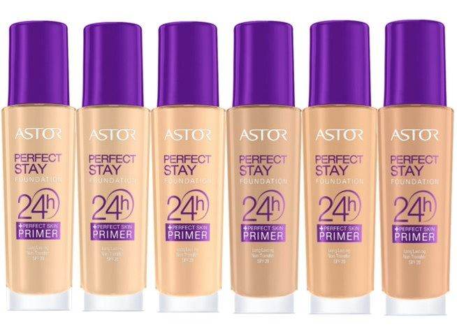 maquillaje perfect stay 24h astor
