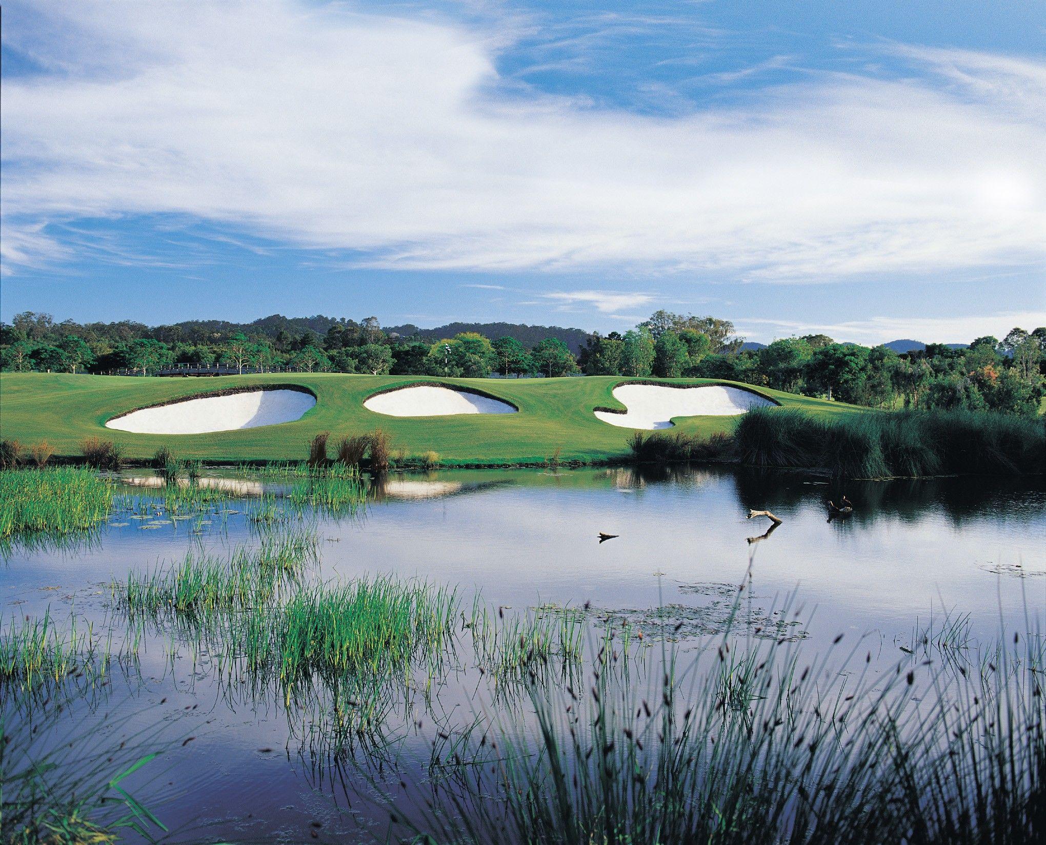 glades golf course queensland - Google Search
