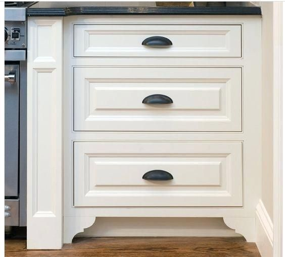adding furniture feet to kitchen cabinets - Google Search ...