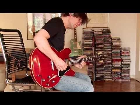 "2012 Gibson ES-335 ""'61 Reissue Limited Edition"" VOS, Custom Shop, LTD Ed. Cherry Part2 - YouTube"