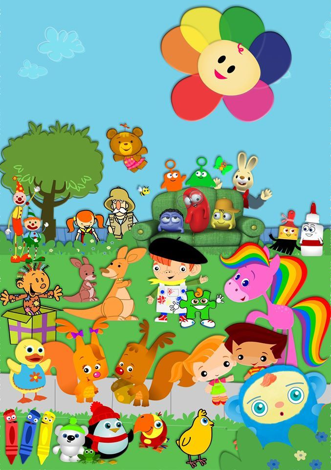 Introducing Baby First T V Characters I Ll Name A Few