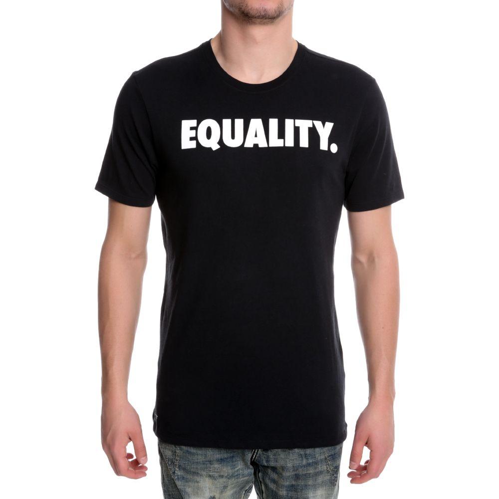 e89ece0e Equality Tee BLACK | Products | Tees, Black nikes, Equality
