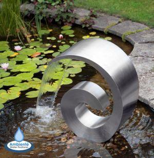 Fuentes Metalicas Para Jardin