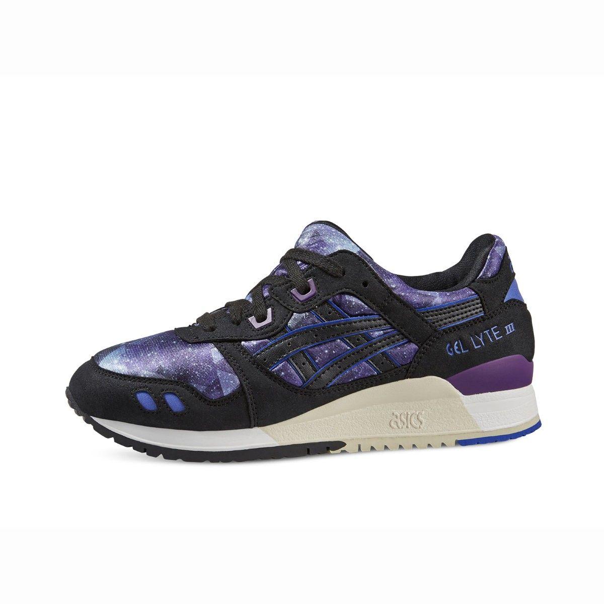 asics gel lyte iii fibra sintetica zapato para correr