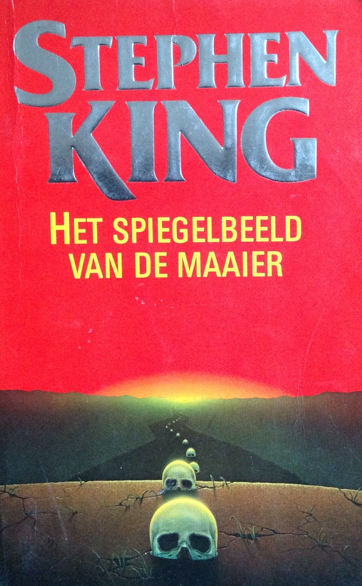 Stephen King Het Spiegelbeeld Van De Maaier In 2019