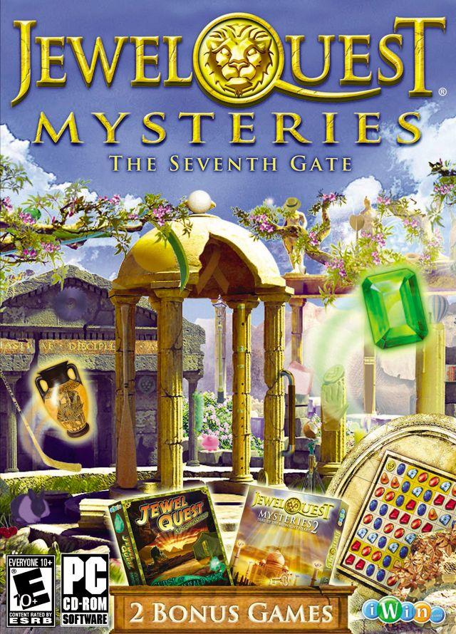 Jewel Quest The Seventh Gate (I Win) Seventh, Match 3