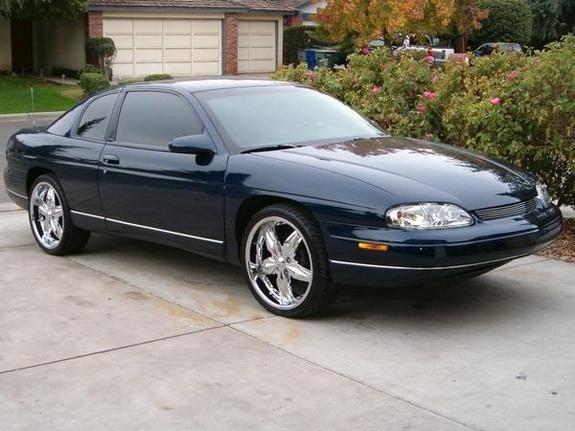 Jrcarlover S 1999 Chevrolet Monte Carlo In Fresno Ca Chevrolet