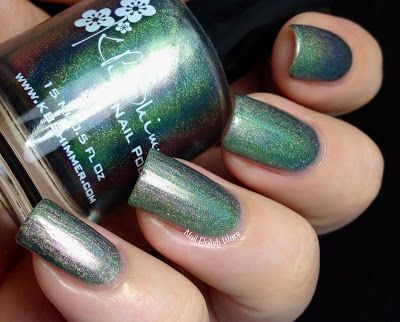 KBShimmer Winter 2013 Collection Swatch
