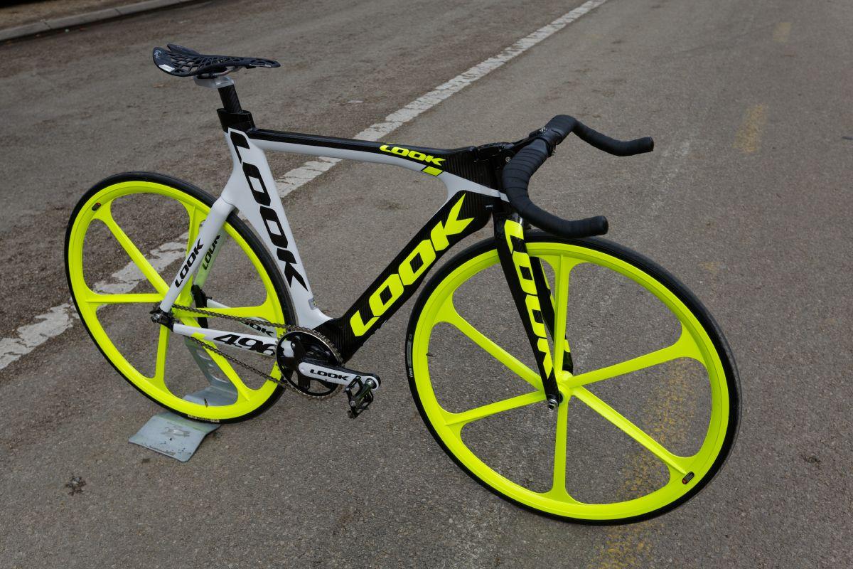 LOOK at this bike