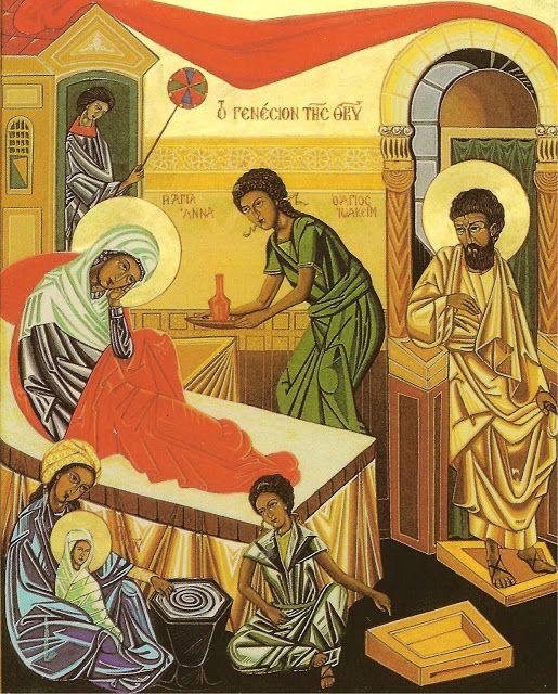 Medicina y Arte: La Natividad de la Virgen María