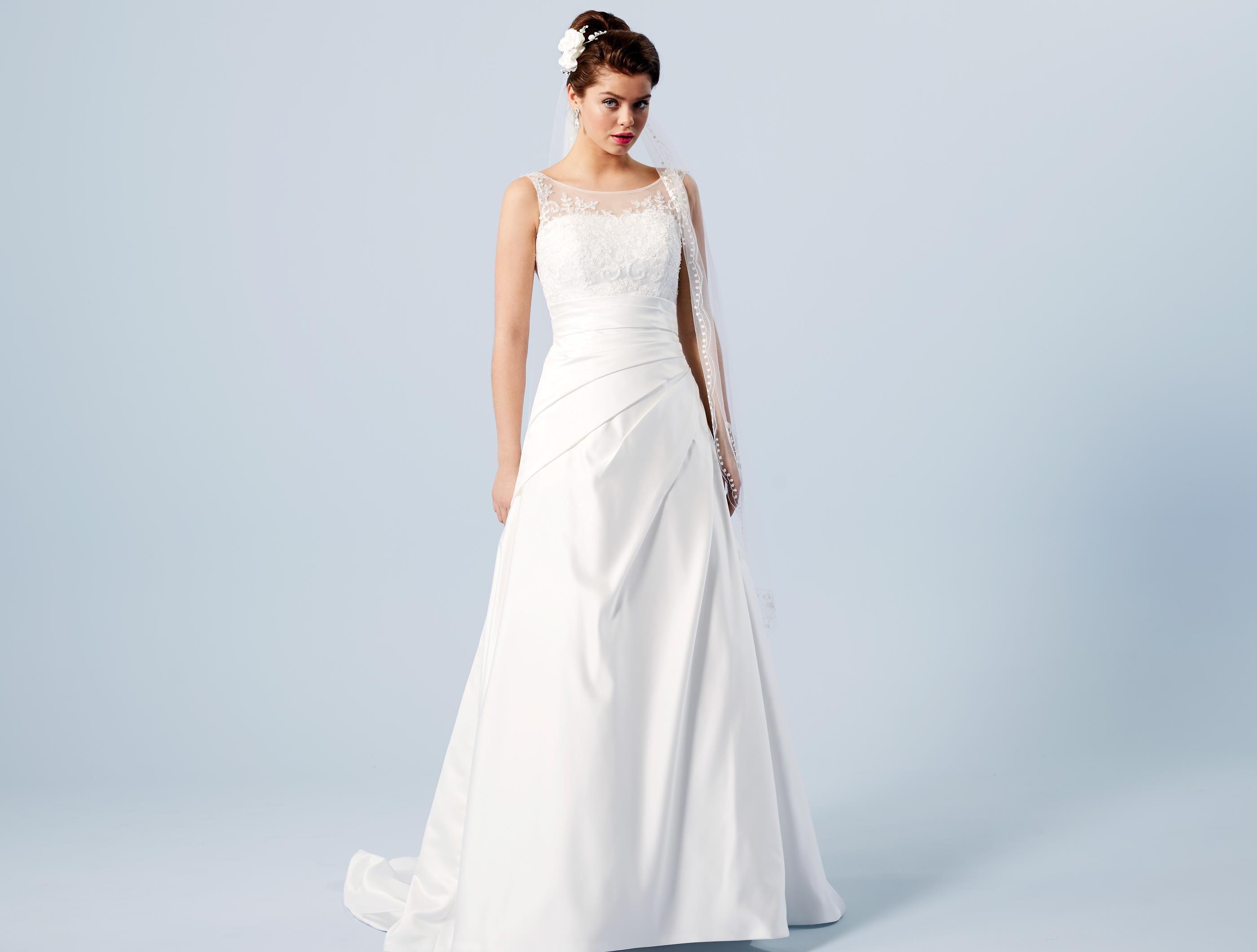 Brautkleid   Hochzeit Frisur & Kleid   Pinterest   Wedding dress and ...