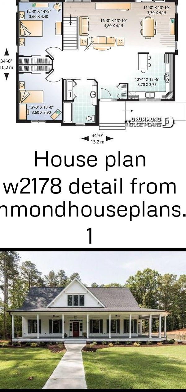 House plan w2178 detail from 1 House plan W2178 detail from Scholarly demonstrated porch idea entrance Questions southern style farm house with wrap around porch  wraparo...