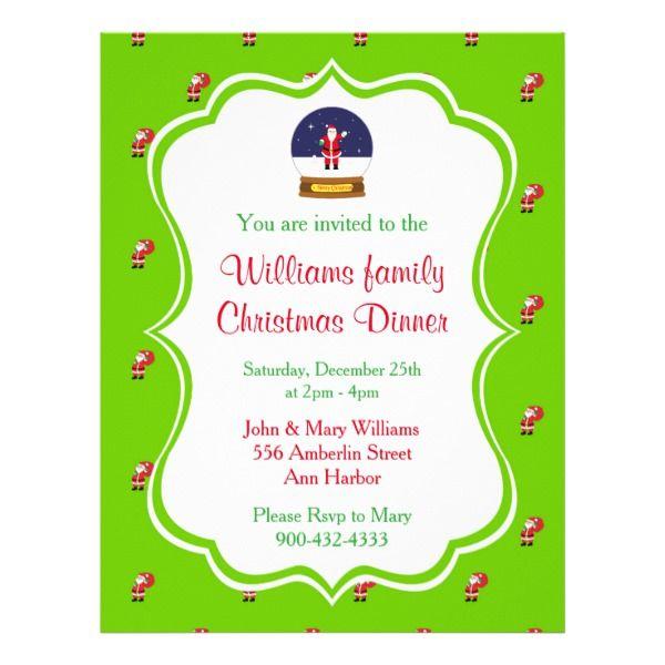 Christmas dinner invitation flyer dinner invitations and dinners christmas dinner invitation flyer office giftsoffice partiesdinner stopboris Image collections