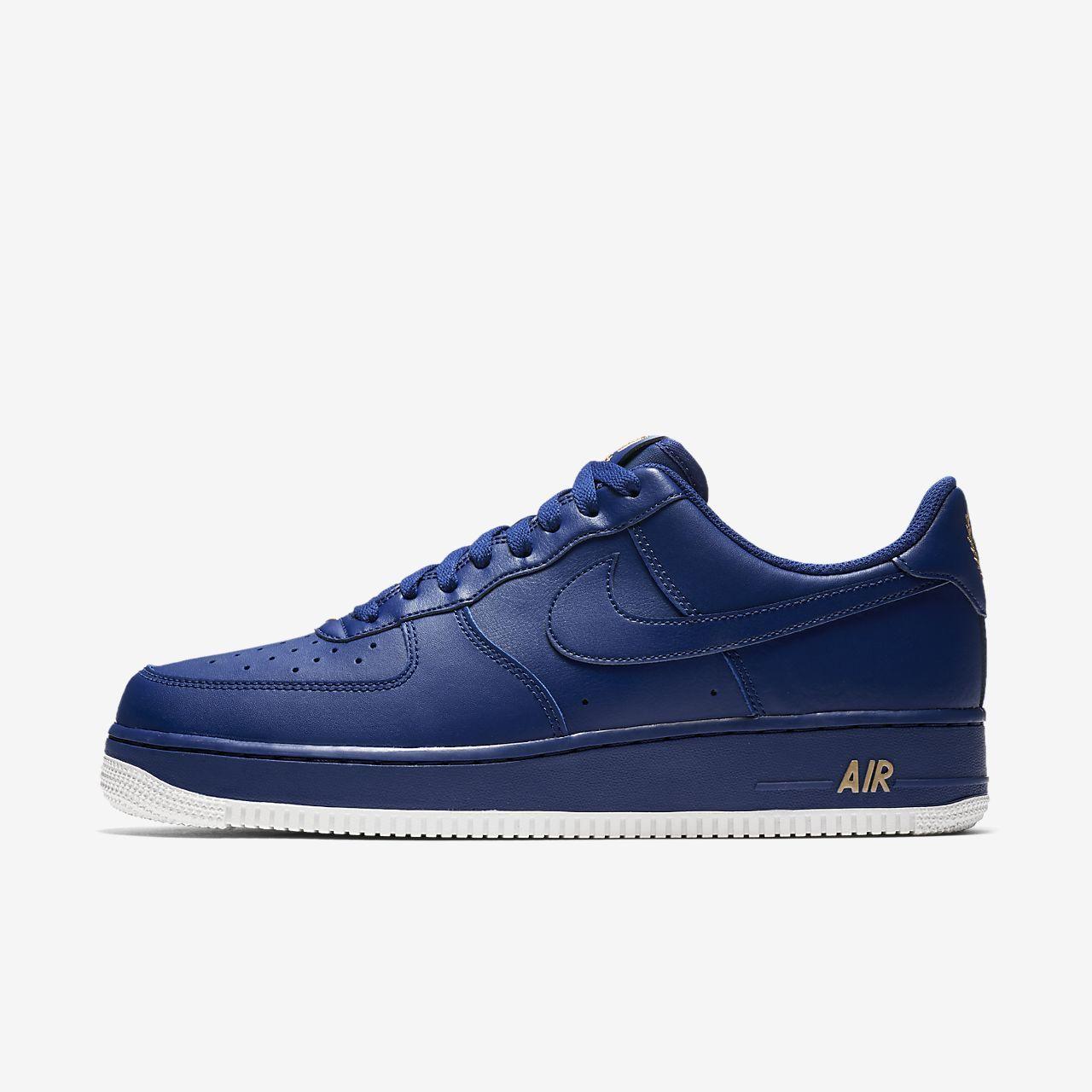 Chaussure Nike Air Force 1 07 pour Homme   Mon favori bleu ... f5b5b5cc8fd7