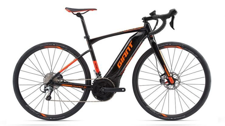 Demo Giant Road E 2 Pro 50cm M Bicycle Maintenance Bicycle