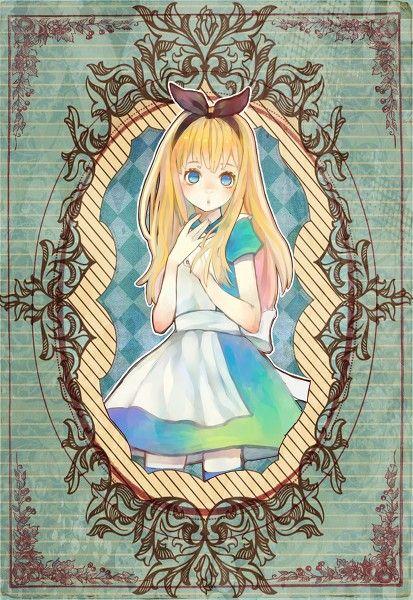 Alice Dibujos Dibujos Impresionantes Ilustraciones