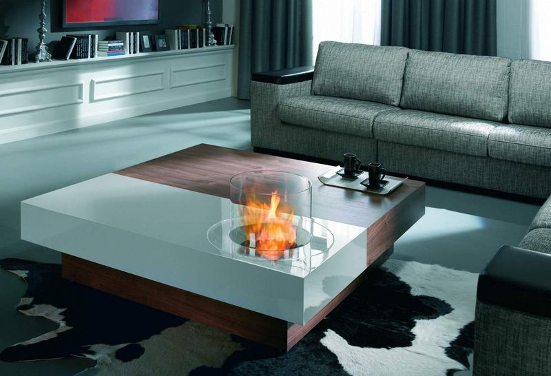 Groundfloor Coffee Table Bioethanol Fireplace House Pinterest - Fire-coffee-table-by-axel-schaefer