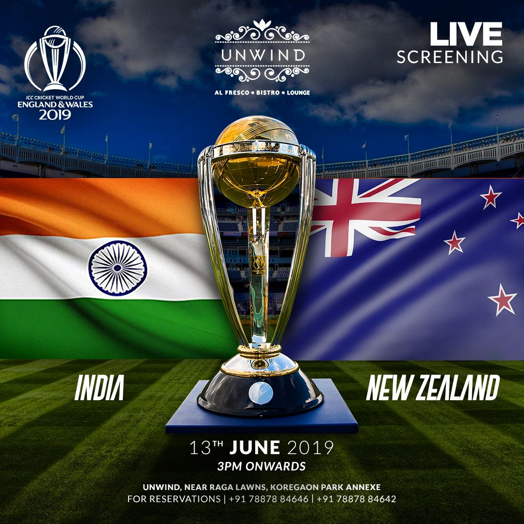 India Vs Kiwis Live Watch The Exciting Clash Of The Giants During The Ind Vs Nz Encounter Toda New Zealand Party Venues Corporate Party Planning