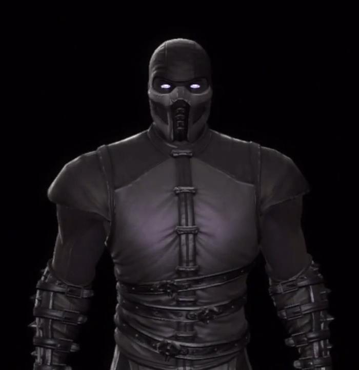 noob saibot noob saibot - Mortal Kombat Smoke Halloween Costume