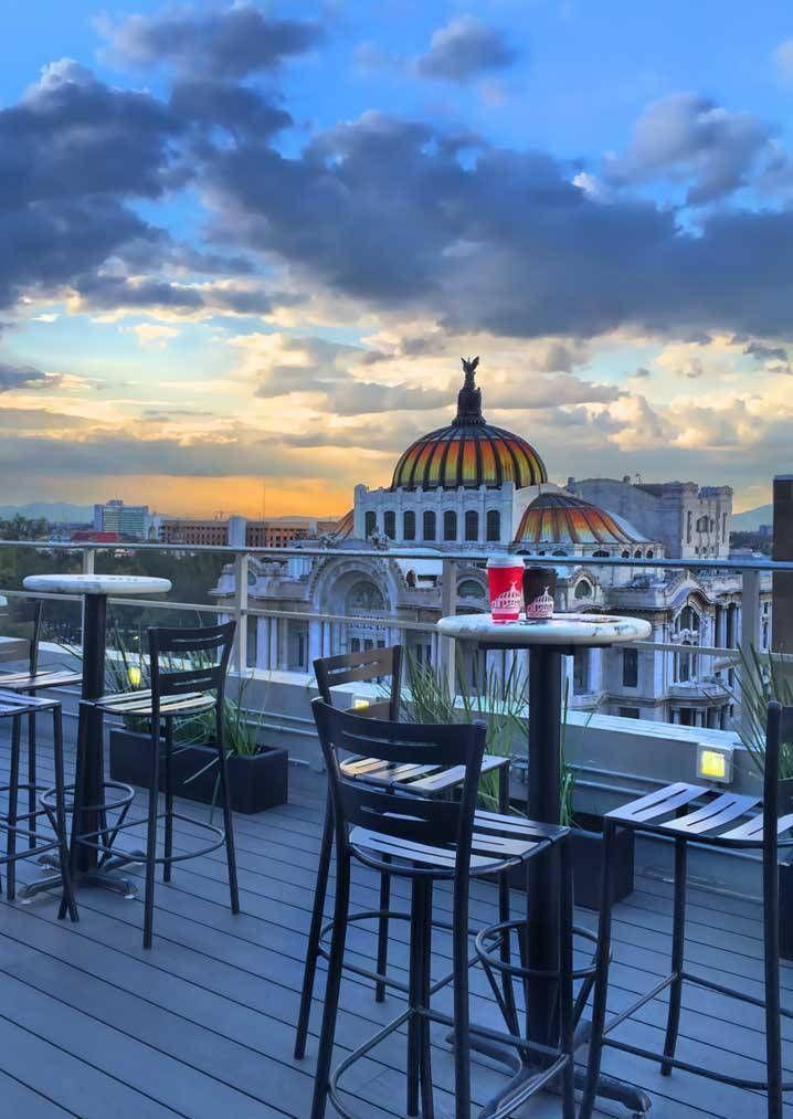 7 Terrazas Para Comer Y Beber Con Vistas A Los Monumentos Mas Emblematicos De La Cdmx Food P Ciudad De Mexico Turismo Viajes En Mexico Imagenes De Ciudades