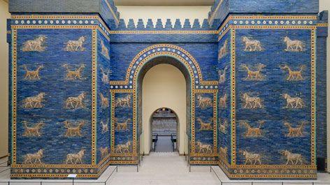 Ischtartor Pergamonmuseum Ischtar Tor Altes Museum Museum