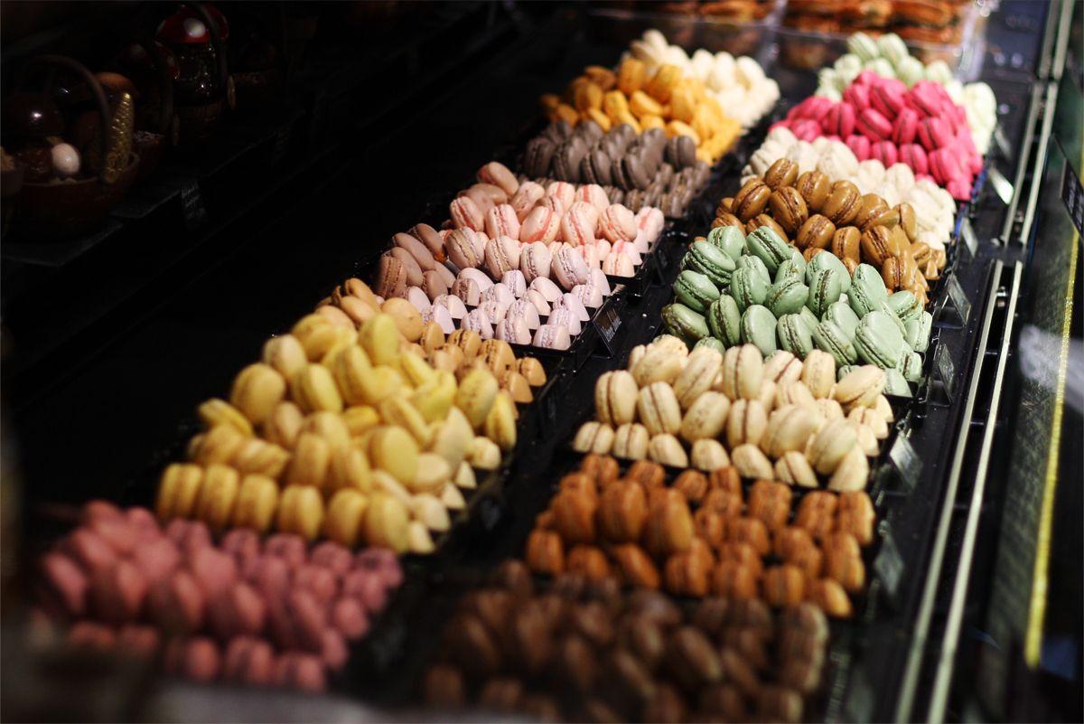 Macaron lover paradise - Georges Larnicol Paris