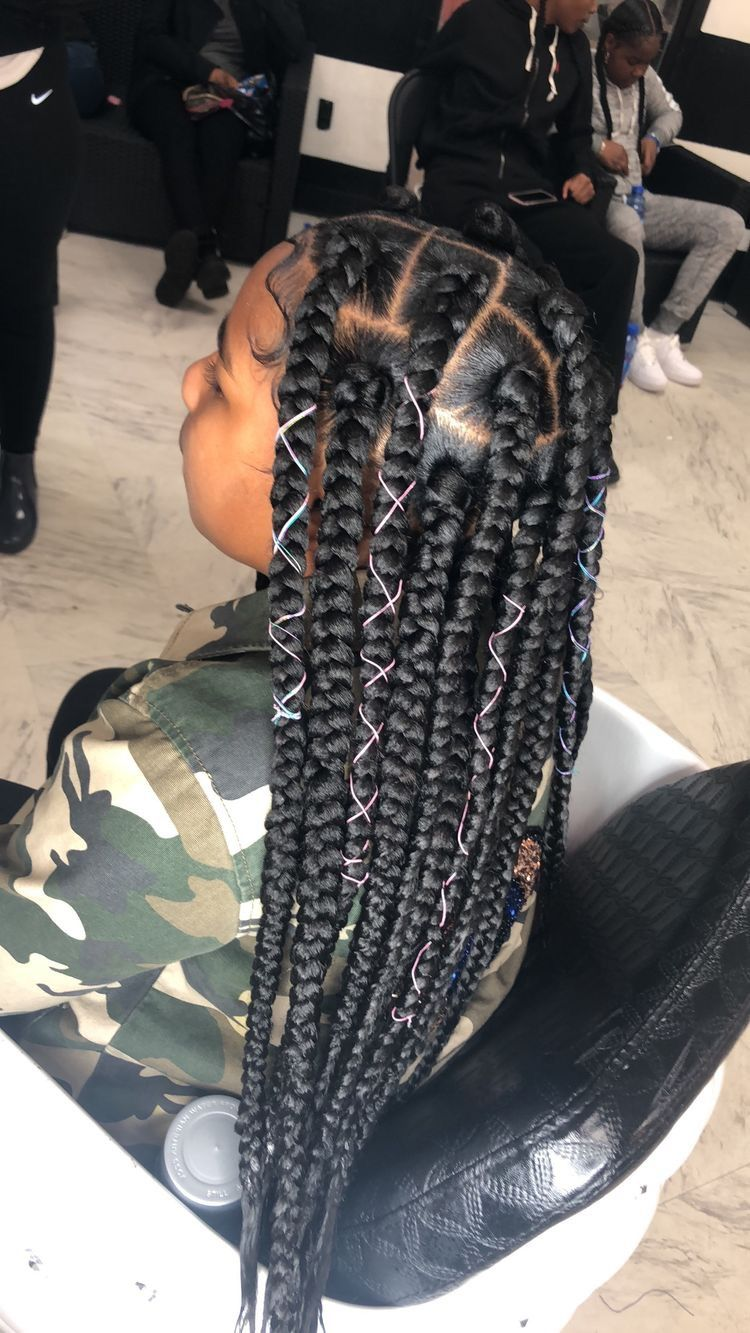 Pin by sheaunna on b r a i d z in pinterest hair