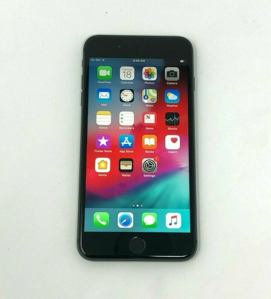 Apple iphone 8 plus 64gb space gray att gsm