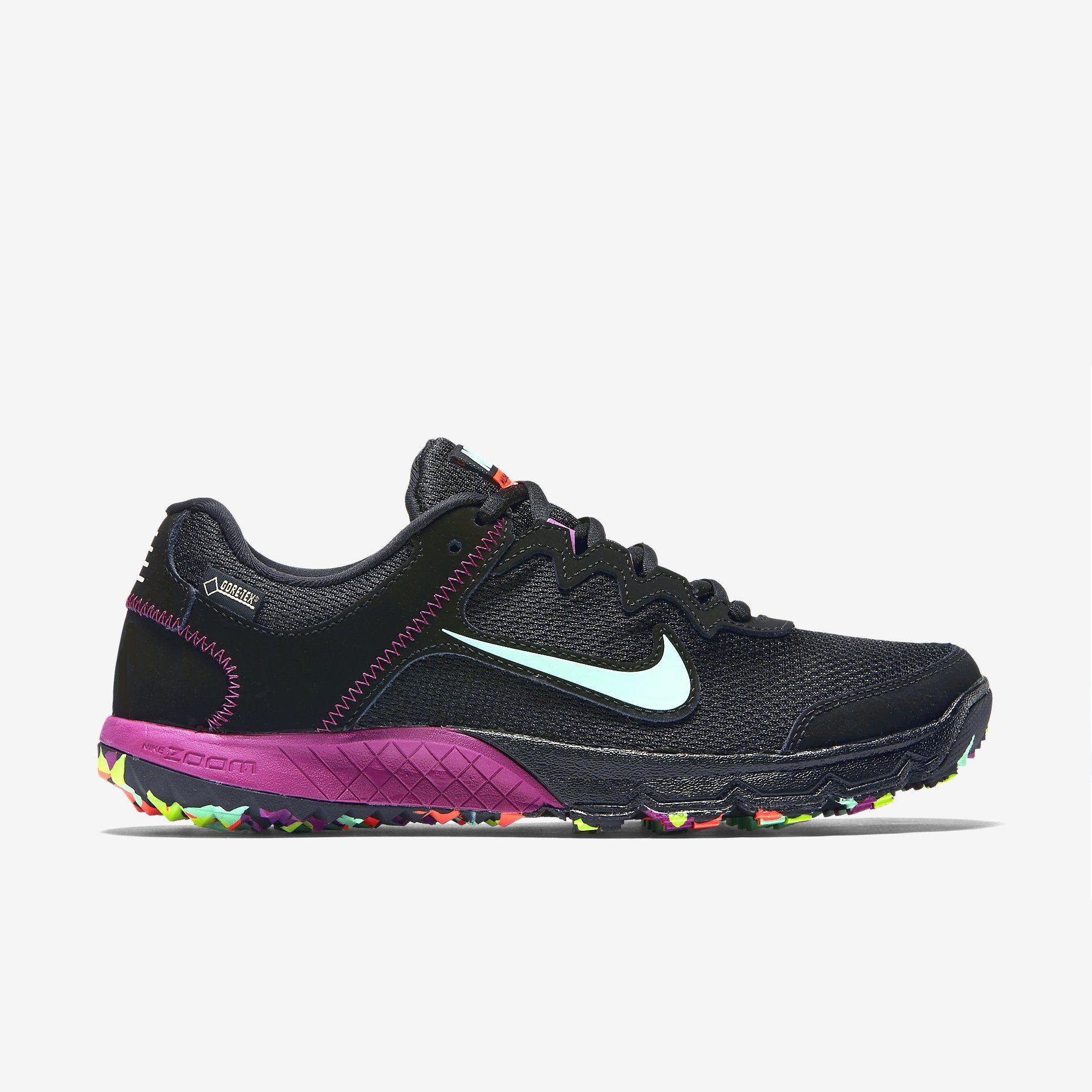 Mancha Filosófico tengo sueño  Nike Zoom Wildhorse GTX Women's Running Shoe. Nike Store | New ...