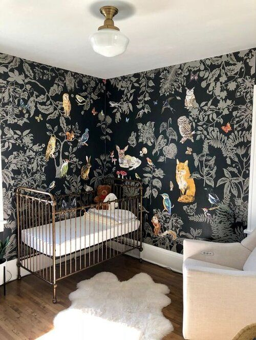 The Modern Nursery — LIZ GAFFNEY DESIGN