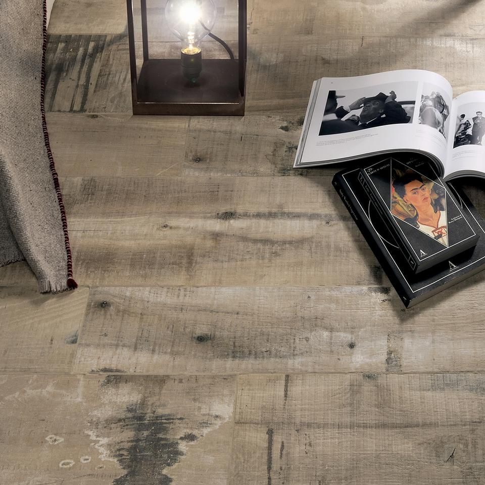Old wood bar vignette ideas pinterest old wood products and porcelain floor tiles with wood effect interiorzine doublecrazyfo Images