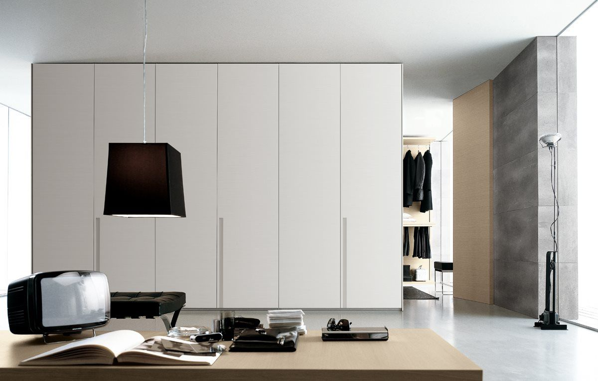 Armarios Productos Poliform Madison Bedroom Closet  # Muebles Carre Sant Cugat