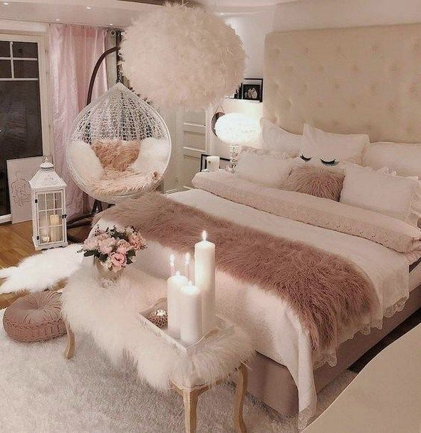 Pin On Rose Gold Bedroom Decor