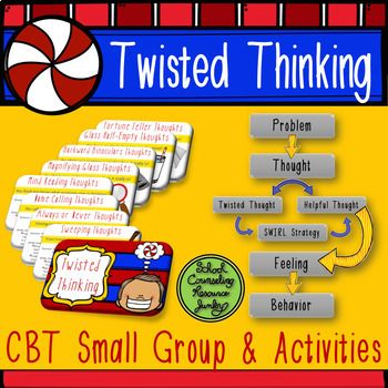 CBT Negative Thought Distortion & Irrational Thinking