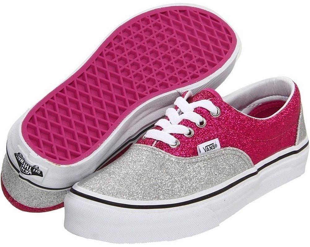 zapatos vans de niñas