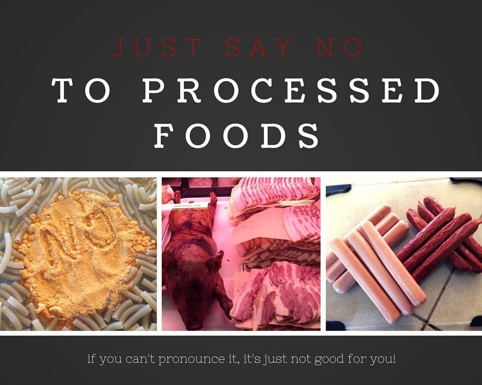 Just Say No To Processed Food at http://crtvlsy.ca/2j5Nkco