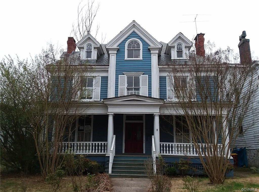 historic homes for sale in petersburg va