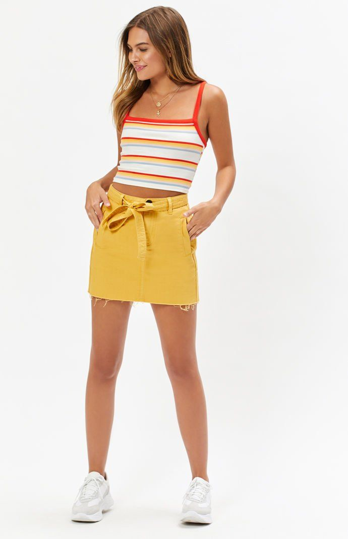 041d0bbcefbcf PS Basics by Pacsun Nella Tank Top in 2018