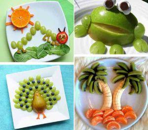 Essen Dekoration 45 coole essen ideen und diy essen dekorationen essen
