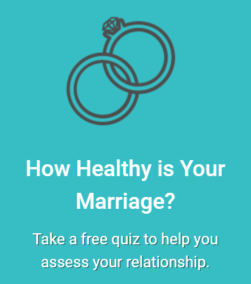 Take a free marriage quiz to help assess the strength of your