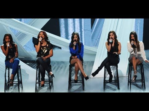 Fifth Harmony A Thousand Years Live Show 2 Top 13 The X