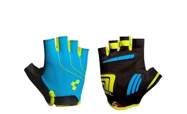 Natural Fit Short Blue Gloves Bike Gloves Workout Shorts