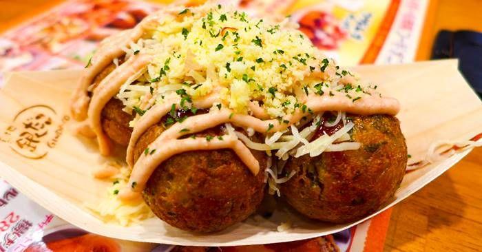 Cara Membuat Takoyaki Enak Ala Jepang Makanan Takoyaki Masakan