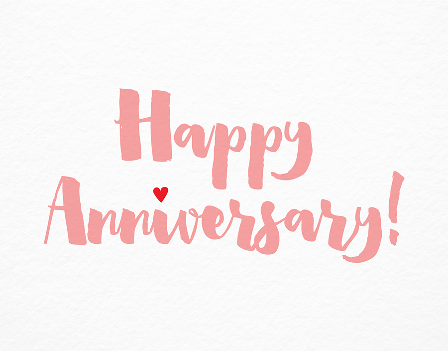 Brush Script Anniversary Postable Anniversary Quotes For Couple Happy Birthday Posters Happy Anniversary Quotes