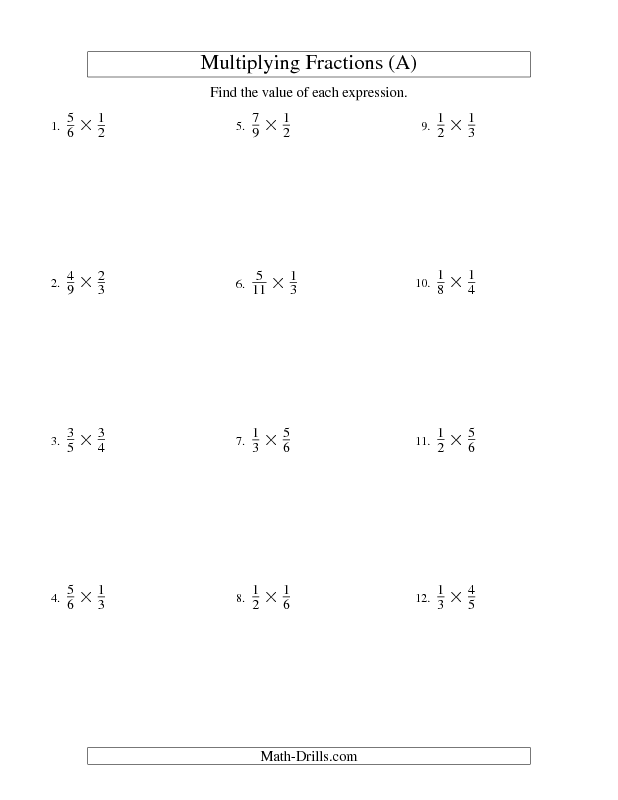 Homework help multiplying fractions