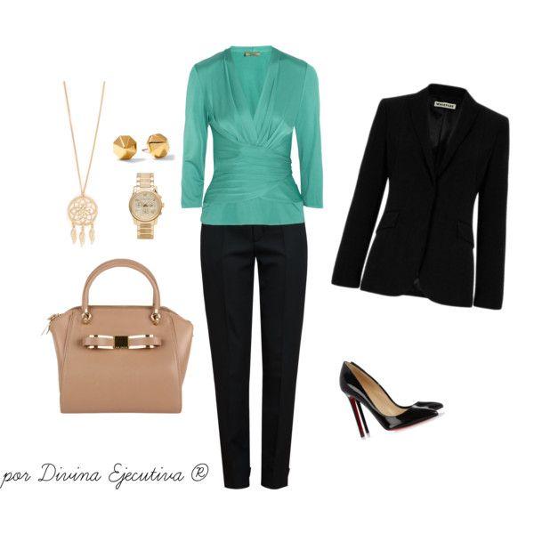 Gestión - Blazer para un look smart business con pantalón