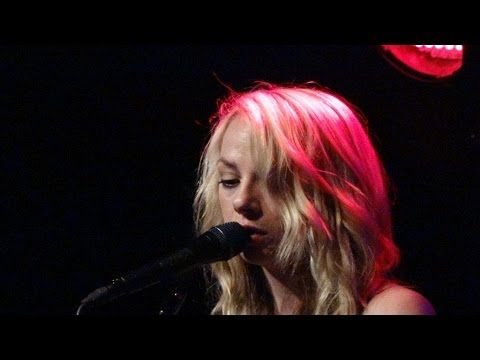 """Samantha Fish performing a smoldering version of """"I Put A Spell On You"""""""