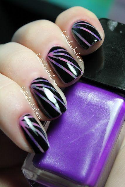 Cool Purple Nail Designs Google Search Nifty Nails Pinterest
